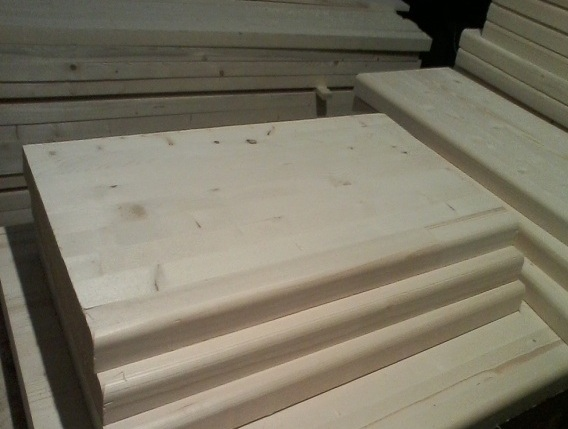 Купить ступени для деревянной лестницы Тюмень - Сургут